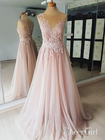 products/blus-pink-beaded-prom-dresses-tulle-see-through-long-formal-dresses-apd3515.jpg