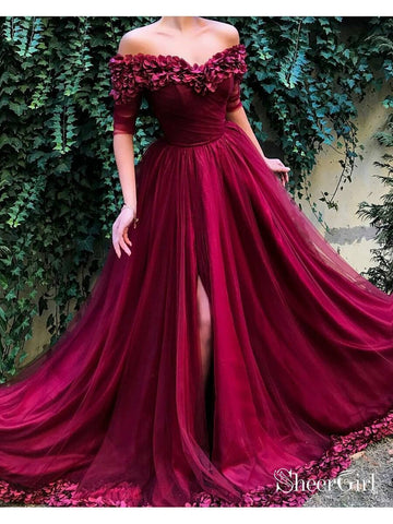 products/burgundy-off-the-shoulder-maroon-long-pom-dresses-2019-ard1876.jpg