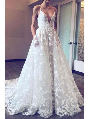 products/deep-v-neck-wedding-dresses-lace-applique-vintage-wedding-dress-with-pocket-awd1096.jpg