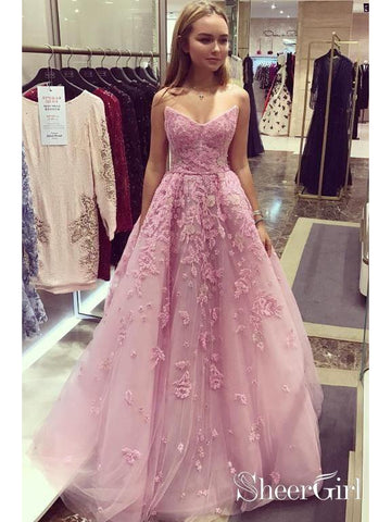 products/dusty-rose-vintage-prom-dresses-lace-applique-strapless-long-prom-dresses-ard1214-2.jpg