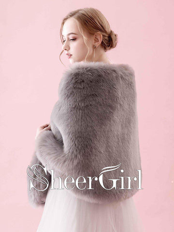 products/faux-fur-grey-bridal-wraps-winter-wedding-wrap-wj0012-2.jpg