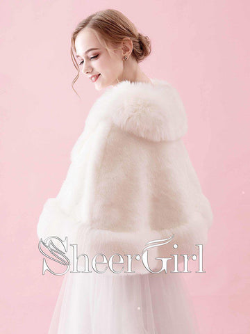 products/ivory-faux-fur-wedding-wraps-short-bridal-cape-wj0009-2.jpg