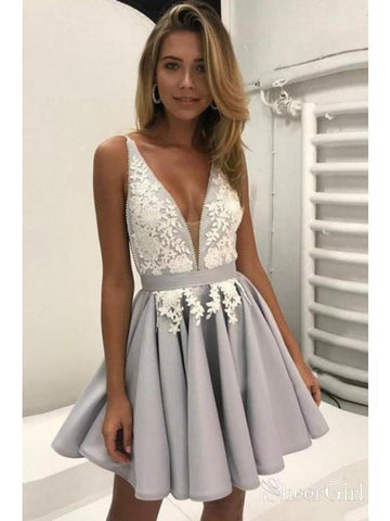 products/lace-applique-silver-a-line-homecoming-dresses-v-neck-cheap-short-prom-dress-apd2724-sheergirl-2.jpg