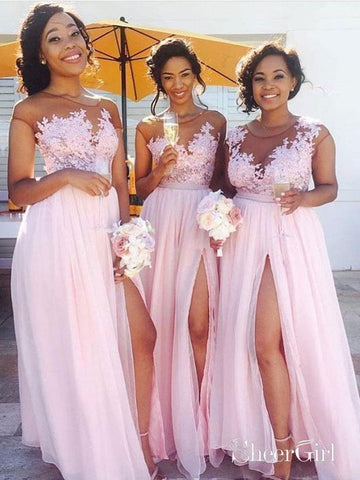 products/lace-appliqued-bodice-pink-chiffon-long-mismatched-bridesmaid-dresses-with-slit-apd2254-sheergirl.jpg