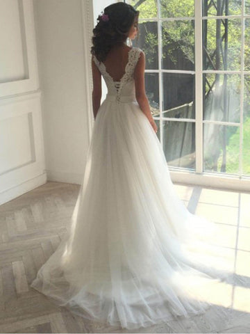 products/lace-top-ivory-tulle-beach-wedding-dresses-cheap-bridal-dresses-awd1171-sheergirl-2.jpg