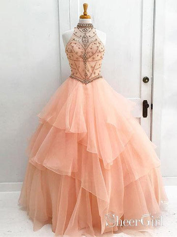 products/long-prom-dress-ball-gown-halter-high-neck-beaded-bodice-organza-quinceanera-dresses-apd2876.jpg