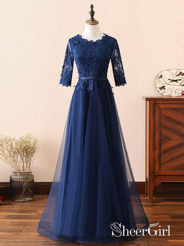 products/long-prom-dress-navy-blue-half-sleeve-lace-applique-formal-evening-dresses-2018-apd3261.jpg