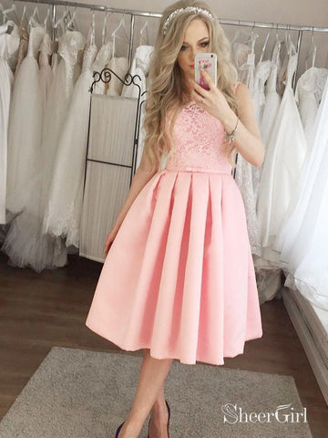 products/mid-length-pink-lace-homecoming-dresses-modest-wedding-guest-dress-ard1594-sheergirl.jpg