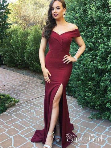products/off-the-shoulder-maroon-formal-dresses-sexy-slit-burgundy-mermaid-prom-dresses-ard1340.jpg