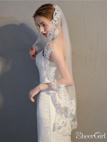 products/one-tier-short-wedding-veil-vintage-inspired-lace-mantilla-veils-acc1064.jpg