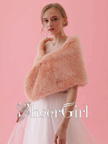 products/peach-bridal-bolero-faux-fur-wedding-wraps-wj0013.jpg