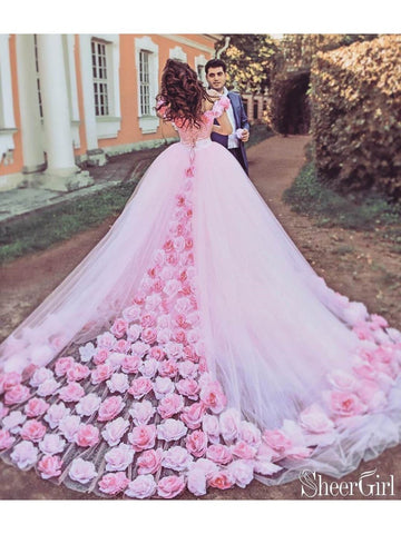 products/pink-cathedral-wedding-dress-vintage-3d-flowe-applique-wedding-gown-awd1414-2.jpg