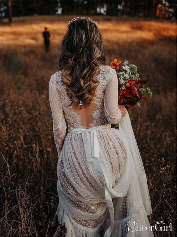 products/polka-dot-boho-wedding-dresses-lace-bohemian-wedding-dress-with-sleeves-awd1313.jpg