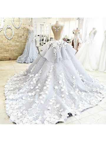 products/princess-ball-gown-wedding-dresses-flower-applique-cathedral-train-bridal-dress-swd0020-sheergirl-2.jpg
