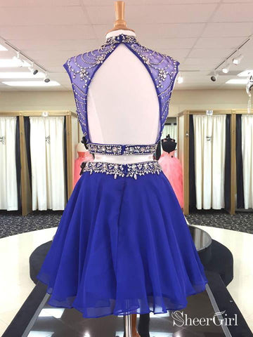 products/royal-blue-chiffon-with-rhinestone-beaded-high-neck-two-piece-homecoming-dresses-apd2689-sheergirl-2.jpg
