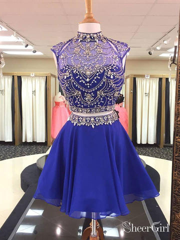 products/royal-blue-chiffon-with-rhinestone-beaded-high-neck-two-piece-homecoming-dresses-apd2689-sheergirl.jpg