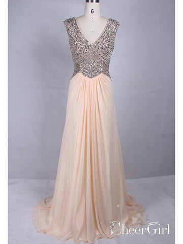 products/silver-sequin-formal-dresses-modest-peach-wedding-guest-dresses-for-summer-apd3487.jpg