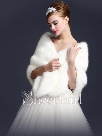 products/simple-ivory-faux-fur-bridal-wraps-wedding-wrap-wj0003.jpg