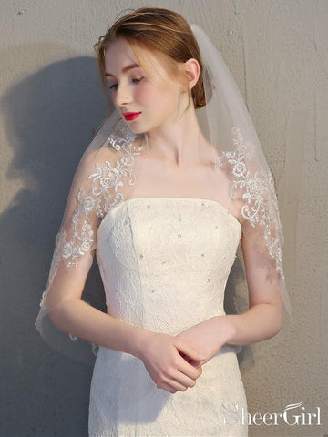 products/two-tier-ivory-lace-short-bridal-veils-mid-length-wedding-veil-acc1065-2.jpg