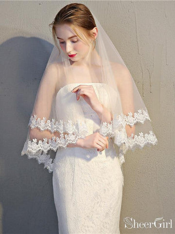 products/two-tier-wedding-veils-hip-length-lace-hem-bridal-veil-acc1005.jpg