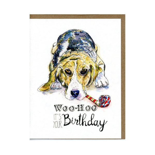 Woo-Hoo, It's Your Birthday Card