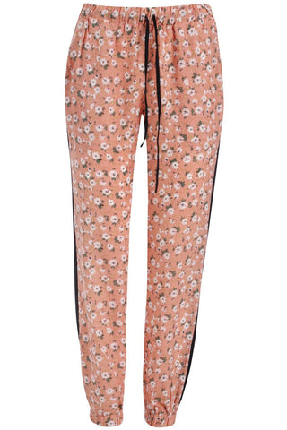 Floral Tailored Joggers Pant