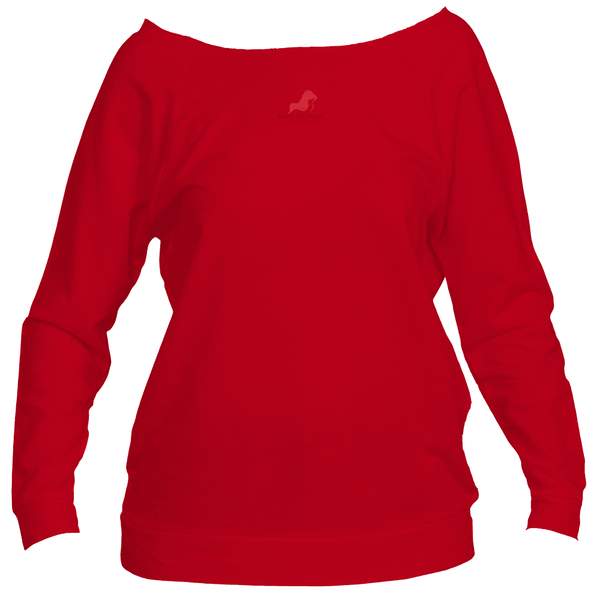 Terry Raw-Edge 3/4 Sleeve Raglan, (product type), (product vendor), (shop name)- Beachy Girl Designs