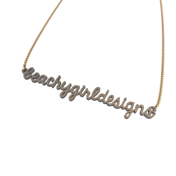 Beachy Girl Designs Necklace #2, (product type), (product vendor), (shop name)- Beachy Girl Designs