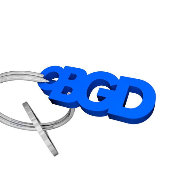 Beachy Girl Designs-BGD Keychains, (product type), (product vendor), (shop name)- Beachy Girl Designs