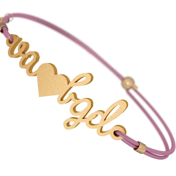 Virginia Loves BGD Bracelet, (product type), (product vendor), (shop name)- Beachy Girl Designs