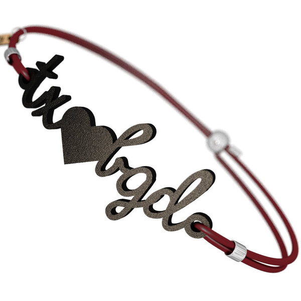 Texas Loves BGD Bracelet, (product type), (product vendor), (shop name)- Beachy Girl Designs