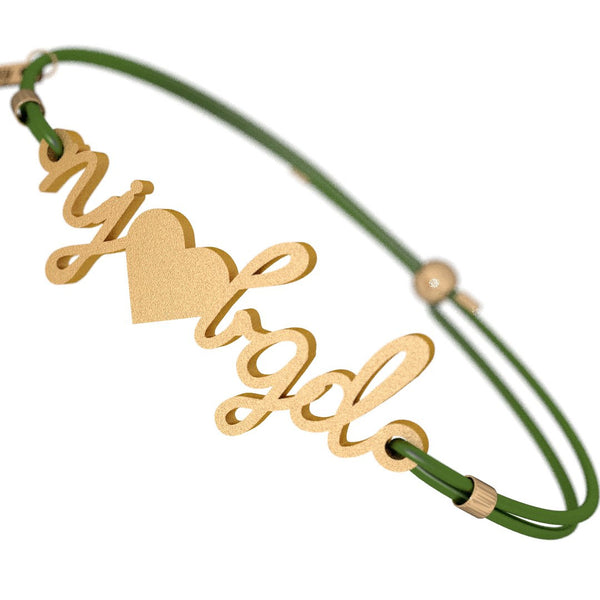 New Jersey Loves BGD Bracelet, (product type), (product vendor), (shop name)- Beachy Girl Designs
