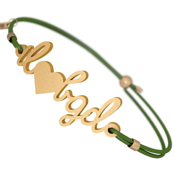 Illinois Loves BGD Bracelet, (product type), (product vendor), (shop name)- Beachy Girl Designs