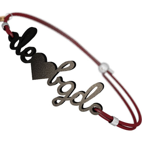 Delaware Loves BGD Bracelet, (product type), (product vendor), (shop name)- Beachy Girl Designs