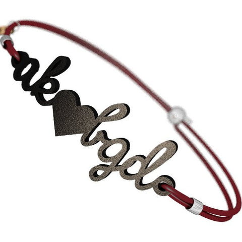 Alaska Loves BGD Bracelet, (product type), (product vendor), (shop name)- Beachy Girl Designs