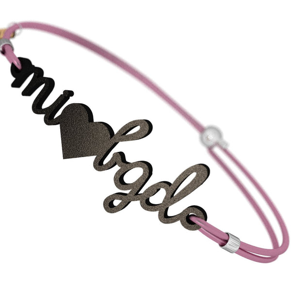 Michigan Loves BGD Bracelet, (product type), (product vendor), (shop name)- Beachy Girl Designs
