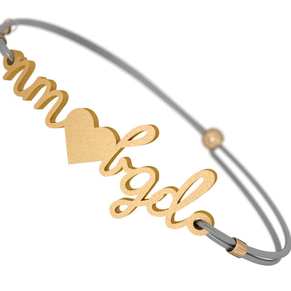 New Mexico Loves BGD Bracelet, (product type), (product vendor), (shop name)- Beachy Girl Designs