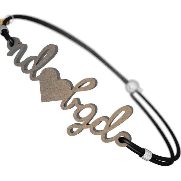 North Dakota Loves BGD Bracelet, (product type), (product vendor), (shop name)- Beachy Girl Designs