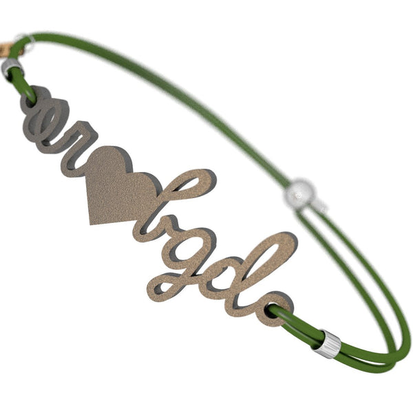 Oregon Loves BGD Bracelet, (product type), (product vendor), (shop name)- Beachy Girl Designs