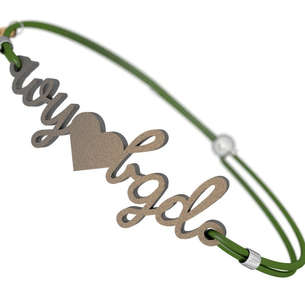 Wyoming Loves BGD Bracelet, (product type), (product vendor), (shop name)- Beachy Girl Designs