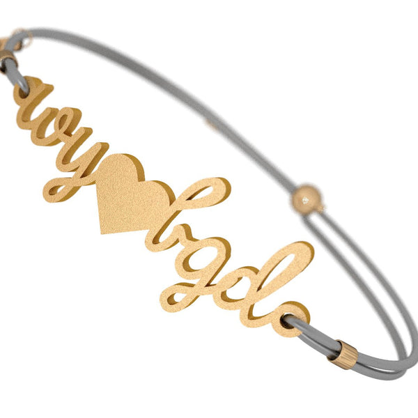 Wyoming Loves BGD Bracelet