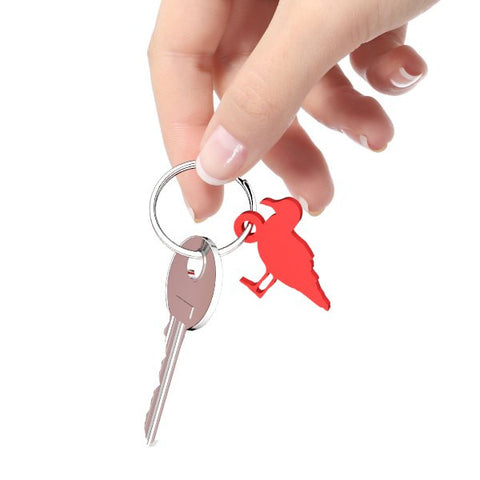 Beach Life-Seagull Keychain, (product type), (product vendor), (shop name)- Beachy Girl Designs