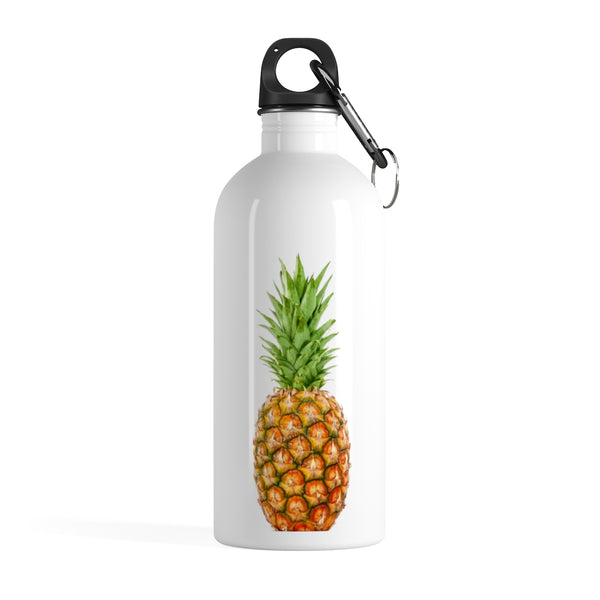 Stainless Steel Pineapple Water Bottle