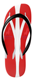 Beach Girl Designs Flip Flops, (product type), (product vendor), (shop name)- Beachy Girl Designs