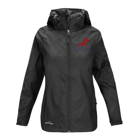 BGD Eddie Bauer® Ladies Packable Wind Jacket
