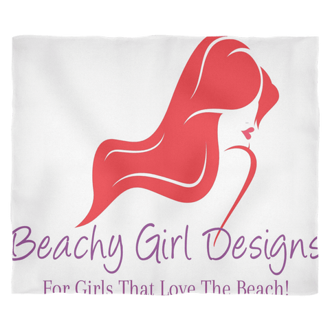Beachy Girl Designs Blanket (Medium), (product type), (product vendor), (shop name)- Beachy Girl Designs