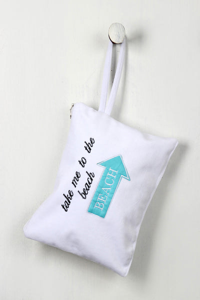 Take Me To The Beach Mini Bikini Bag, (product type), (product vendor), (shop name)- Beachy Girl Designs