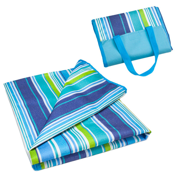 2-in-1 Beachcomber's Blanket, (product type), (product vendor), (shop name)- Beachy Girl Designs