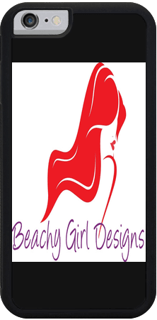 Beachy Girl Designs iPhone Case, (product type), (product vendor), (shop name)- Beachy Girl Designs