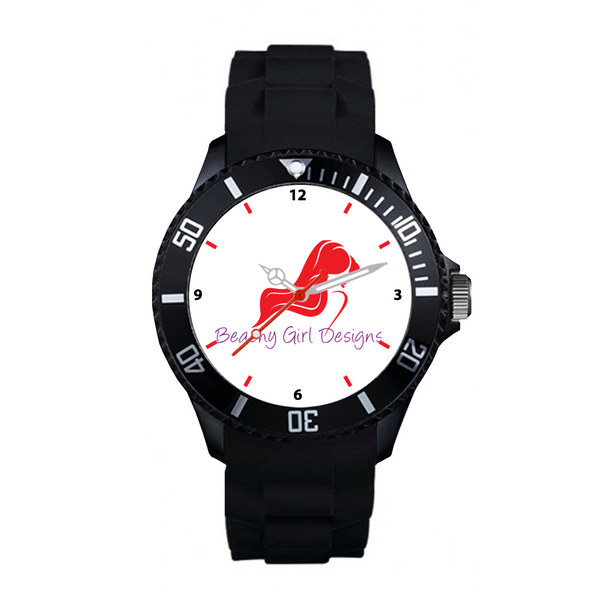 Beachy Girl Designs Analog Watch